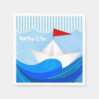 Paper Boat napkins Disposable Serviette