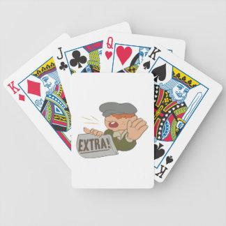 Paper Boy Card Deck