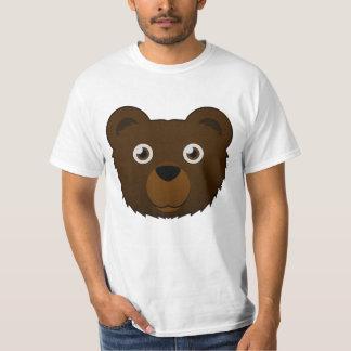 Paper Brown Bear Tees