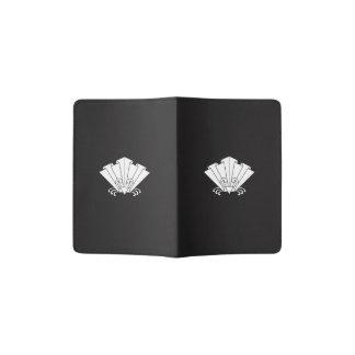 Paper butterfly passport holder