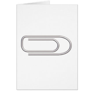 Paper Clip Cards