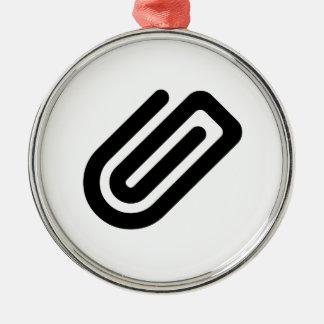 Paper Clip Ornament
