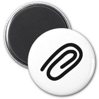 Paper Clip Fridge Magnets