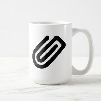 Paper Clip Mugs