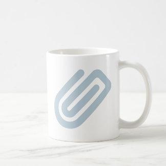 Paper clip PAPER tie-clip Coffee Mug