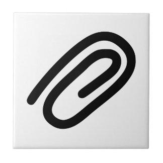 Paper Clip Tiles