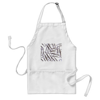 Paper Clips Aprons