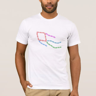 Paper Clips Kite T-Shirt