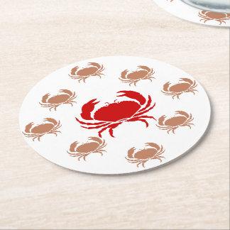 Paper Coaster - Crustaceans