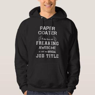 PAPER COATER HOODIE