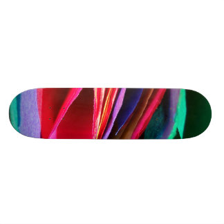 paper colors mf 21.3 cm mini skateboard deck