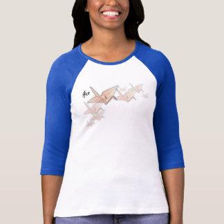 Paper Cranes Peace t-shirt