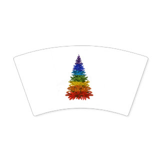 Paper Cup for LGBT Christmas Party