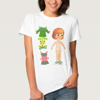 Paper Doll Tee