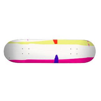 Paper Door Skate Board Deck