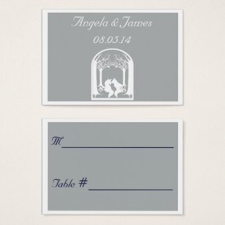 Paper Foxes in Paloma Business Card