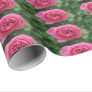 Paper frozen gift Pink Macro