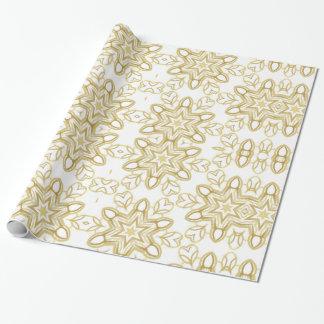 Paper frozen gift, Stars