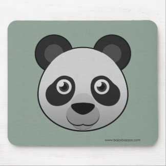 Paper Giant Panda Mouse Pad