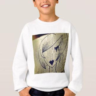 paper girl sweatshirt