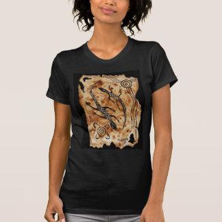 Paper Goannas II T Shirt