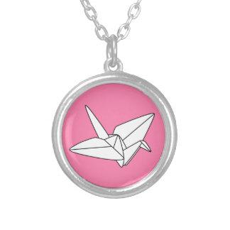 Paper Kawaii - Origami Crane Necklace