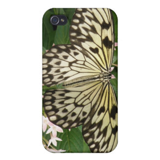 Paper Kite Butterfly i iPhone 4/4S Cover