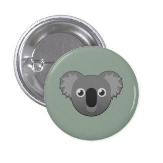 Paper Koala Pinback Button