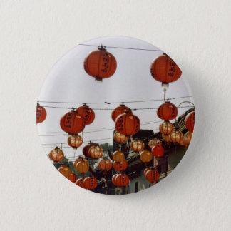 Paper Lanterns 6 Cm Round Badge
