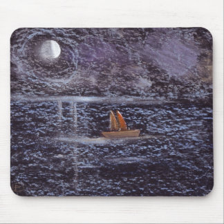 PAPER MOON MOUSE PADS