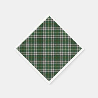 paper napkins  Cape Breton Tartan plaid