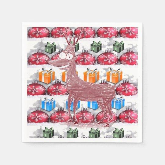 Paper Napkins Disposable Napkin