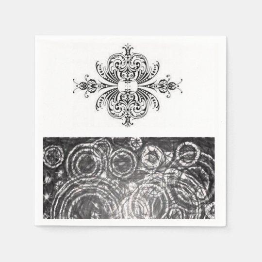 Paper Napkins Disposable Serviette