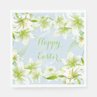 Paper Napkins-Easter Disposable Napkin