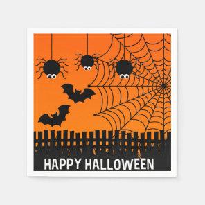 Paper Napkins-Halloween Disposable Napkin