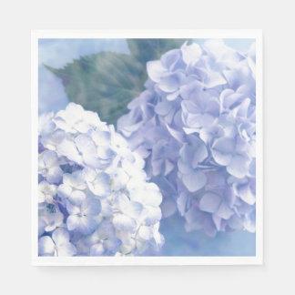 Paper Napkins- Hydrangeas Paper Napkin