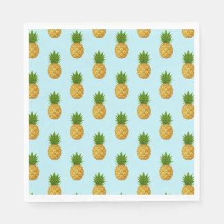 Paper Napkins-Pineapples Disposable Napkins