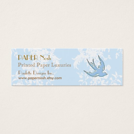 Paper Nosh Business Card