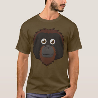 Paper Orangutan T-Shirt