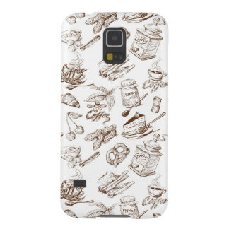 Paper pattern case for galaxy s5
