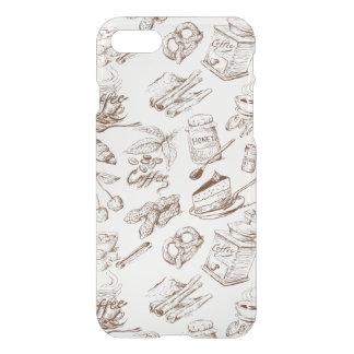 Paper pattern iPhone 8/7 case