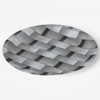 Paper Plate Customer Metal works Design