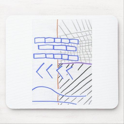 Paper Program Mouse Pads