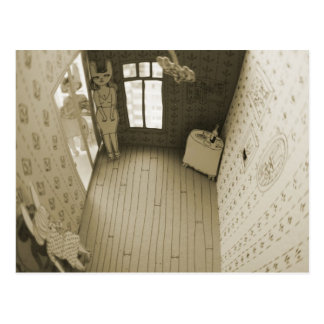Paper room postcard