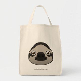 Paper Sloth Tote Bag