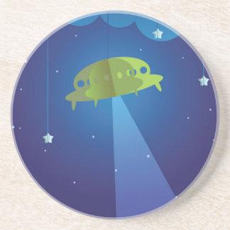 Paper theater - UFO Coaster