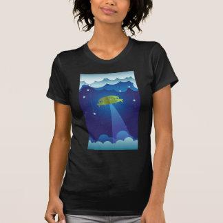 Paper theater - UFO T-Shirt