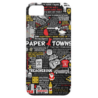Paper Towns iPhone 5 Case
