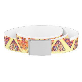 Paper Triangle Belt