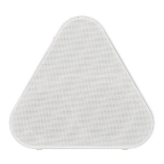 Paper White in an English Country Garden Bluetooth Speaker
